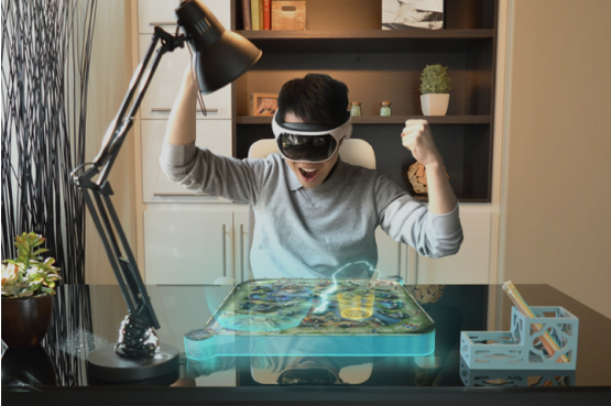 HoloLens2等混合现实设备横向深度评测