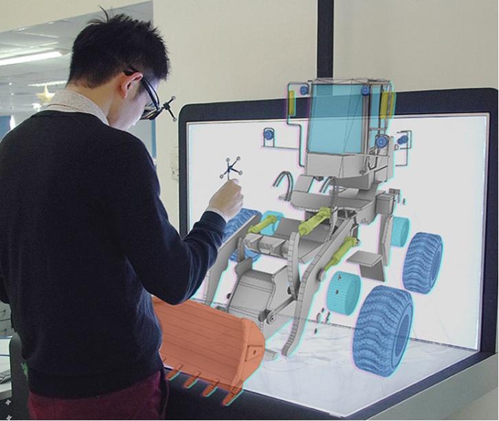 院校VR虚拟仿真实训室