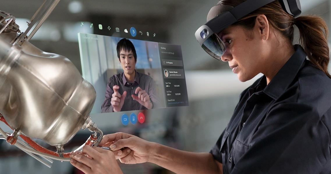 HoloLens 2系列产品 + 解决方案